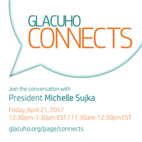 GLACUHO Connects with Michelle Sujka