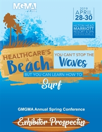 GMGMA Annual Conference 2019 Exhibitor Registration