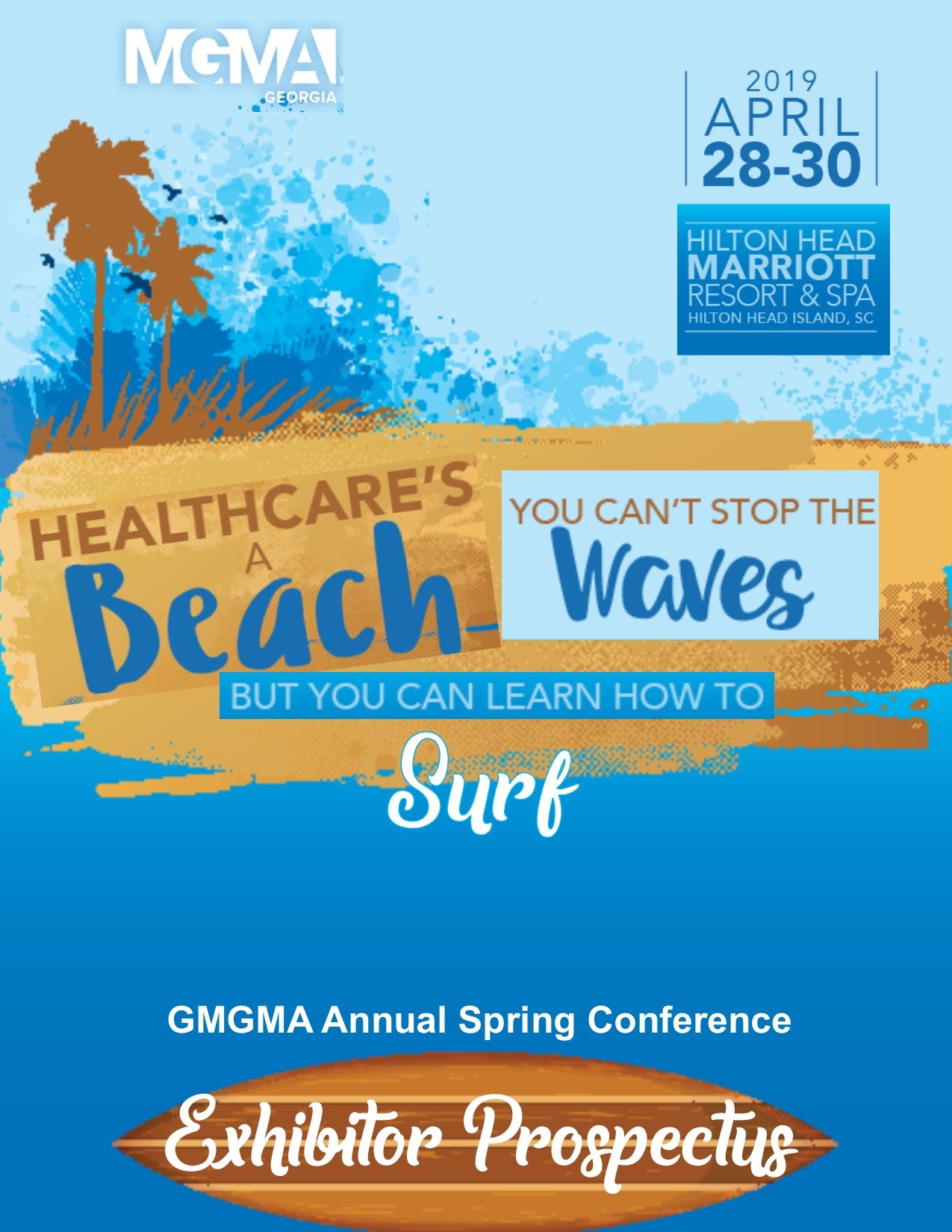 Gmgma 2019 Annual Conference Exhibitor And Sponsor Registration