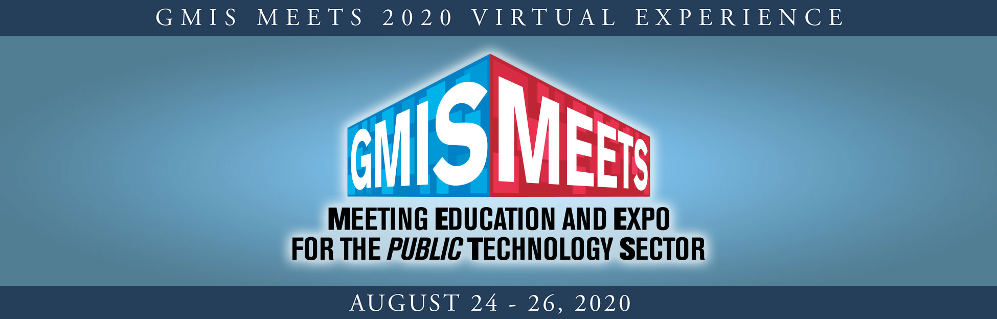 GMIS MEETS 2020 Web banner graphic