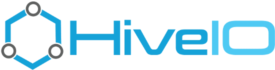 Hive IO - logo
