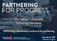 2017 VEDA Annual Meeting & Winter Membership Luncheon