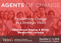 2018 VEDA Annual Meeting & Winter Membership Luncheon