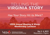 2019 VEDA Annual Meeting & Winter Membership Luncheon