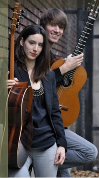 Duo Transatlantique / New York City Classical Guitar Society Salon Series