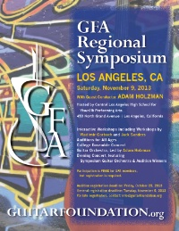 2013 Los Angeles Regional Symposium