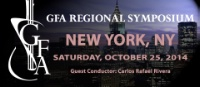 New York City Regional Symposium