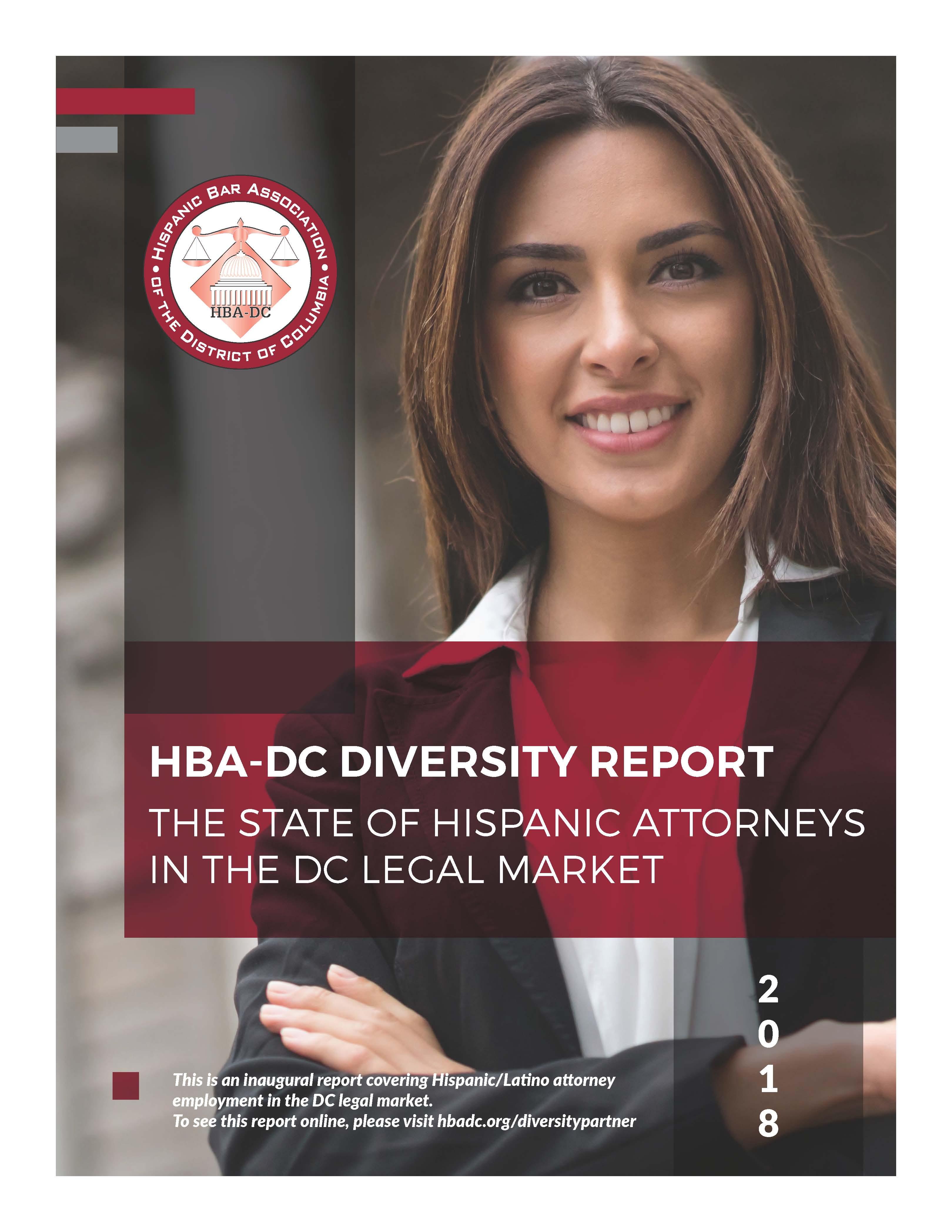 HBA-DC 2018 Diversity Report