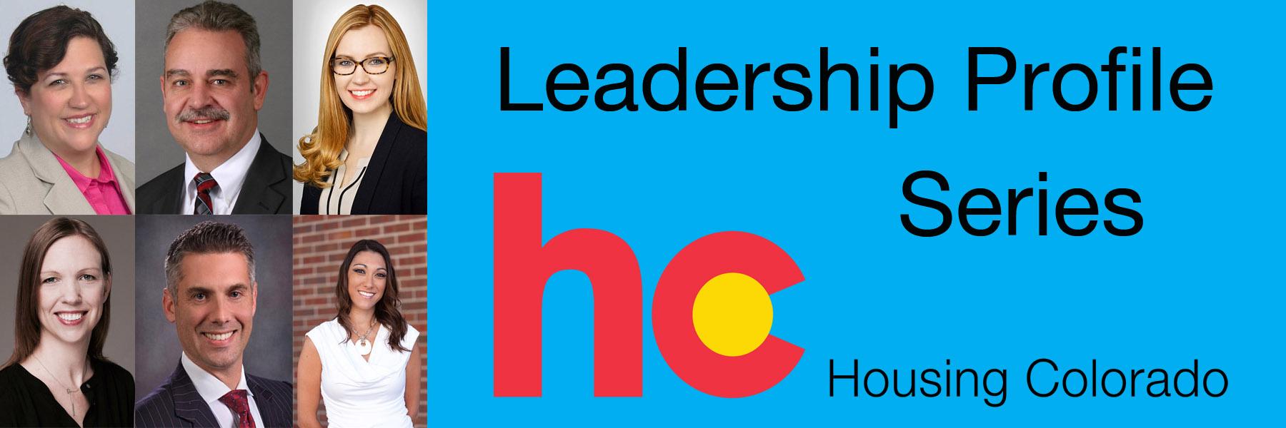 Leadership Profile: Brian Reilly - Housing Colorado