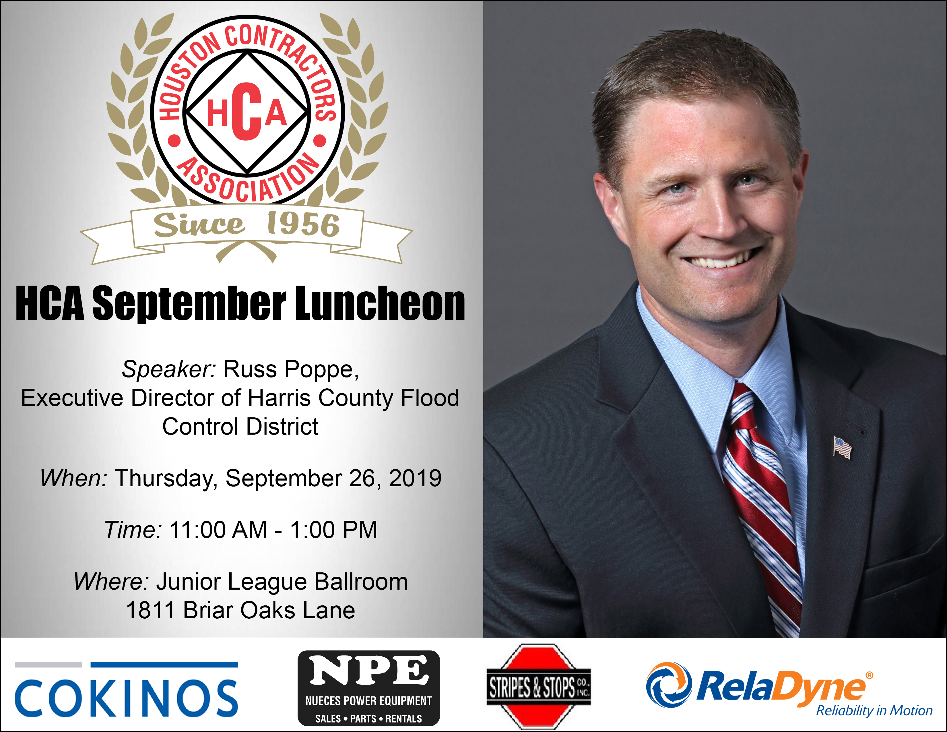 January Forecast Luncheon 2019 Recap - Houston Contractors
