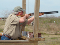 HCA Clay Shoot