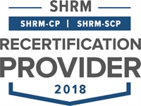 2018 Spring SHRM-CP/SCP Certification Prep Course