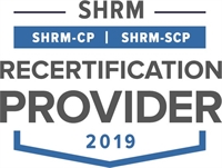 2019 Spring SHRM-CP/SCP Certification Prep Course