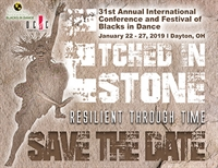 31st Annual International Conference and Festival of Blacks in Dance