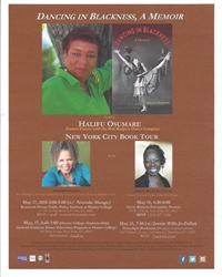 Dancing In Blackness, A Memoir- Book Reading
