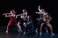Mark Morris Dance Group: Woman's Dance Audition