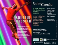 Ballet Creole presents Soulful Messiah