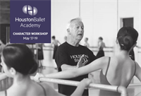 Houston Ballet Character Workshop
