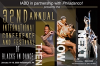 32nd Annual International Conference and Festival of Blacks in Dance