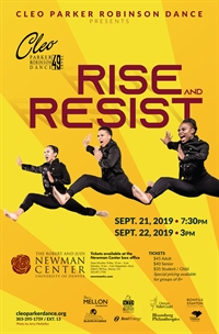 Cleo Parker Robinson Dance presents Rise and Resist