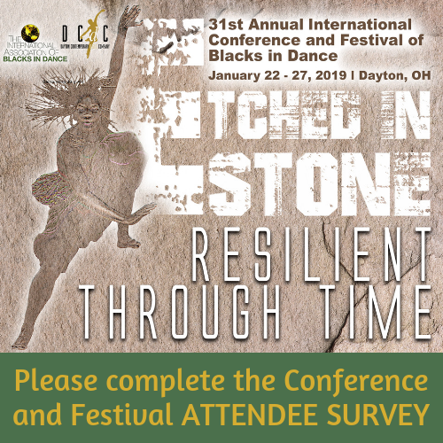 Click Here for Conference and Festival Attendee Survey!
