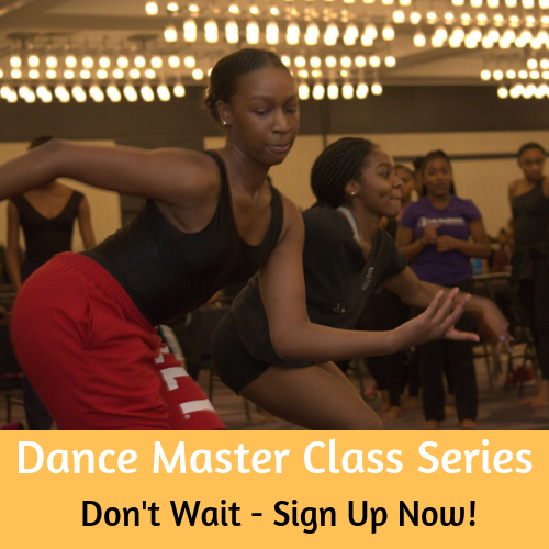 Click Here for Dance Master Class Series!