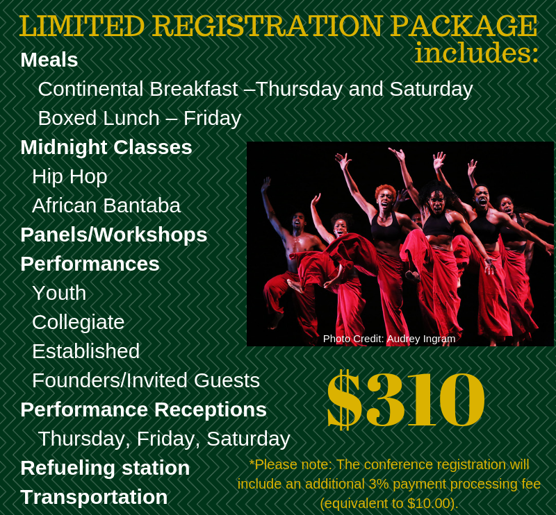 Limited Registration Package