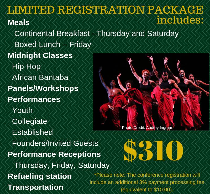 Limited Registration Package