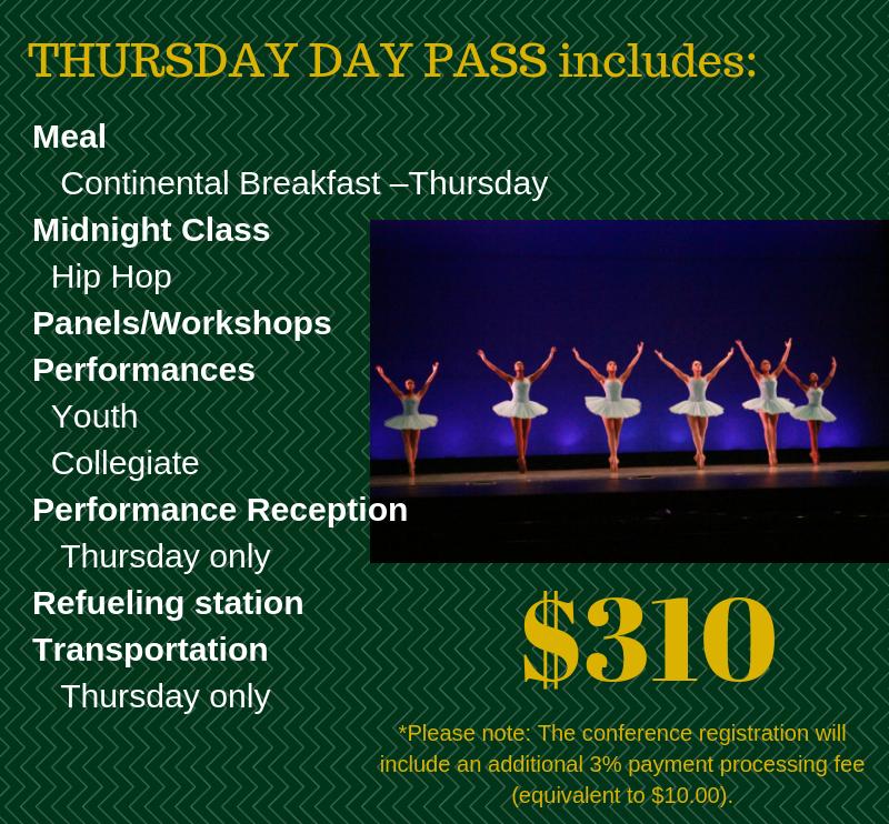 Thursday Day Pass