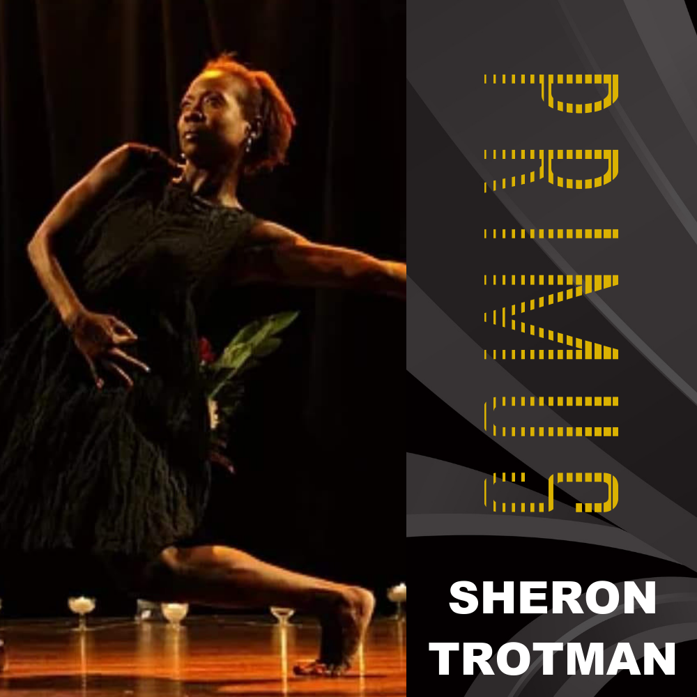 At the Feet of the Masters | Sheron Trotman