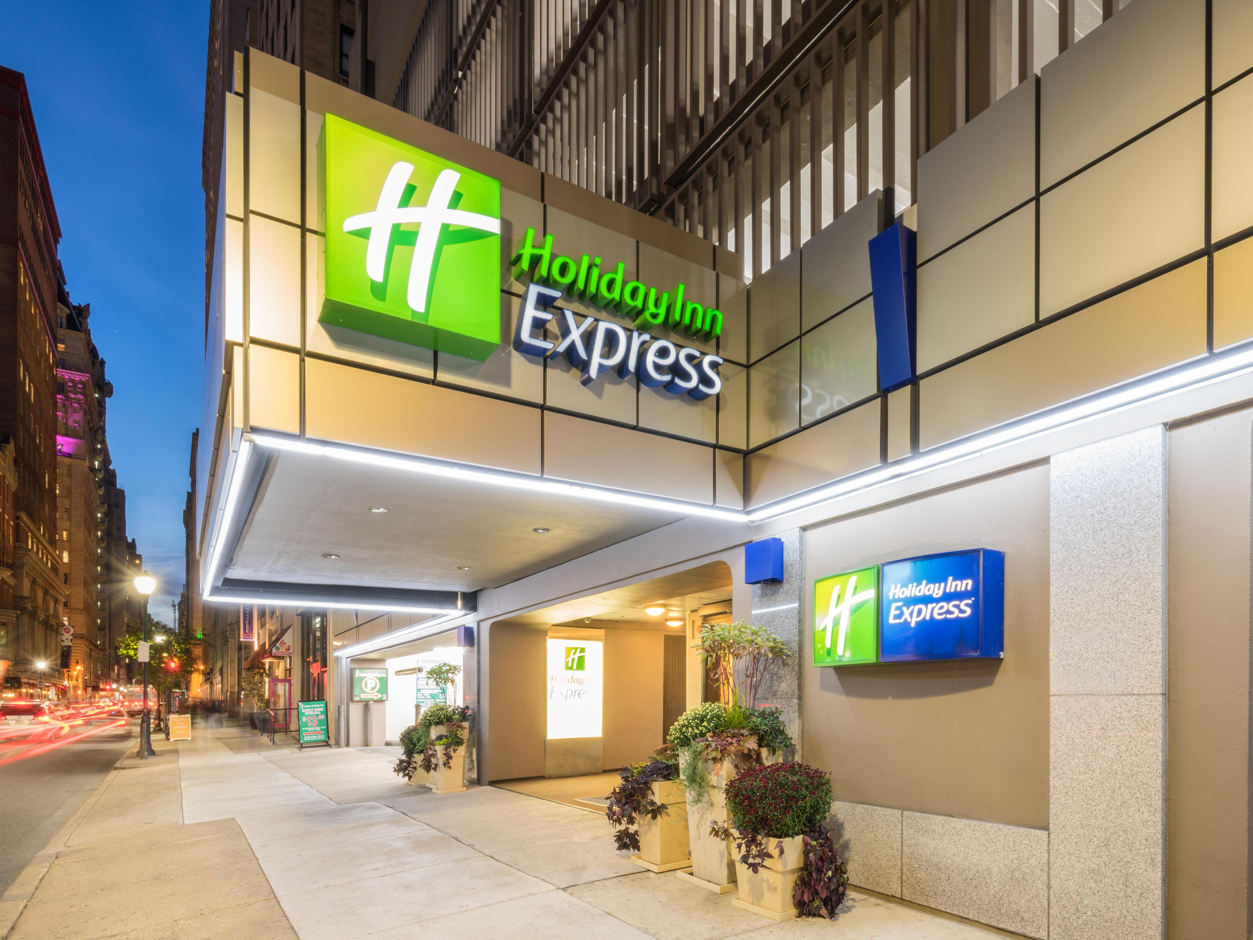 The Holiday Inn Express Midtown