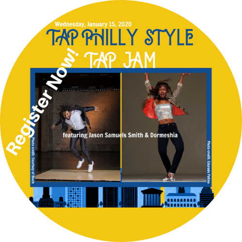 Register for Tap Philly Style