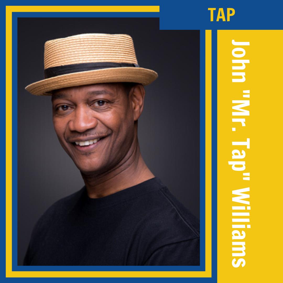 John Mr Tap Williams