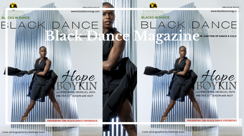 Black Dance Magazine