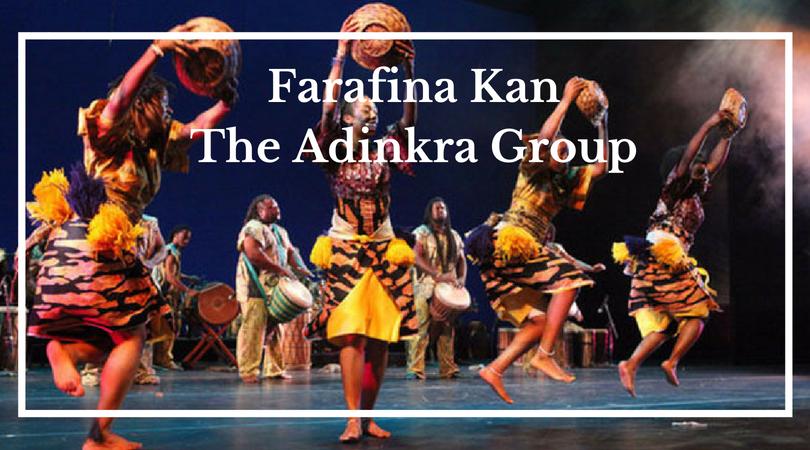 Farafina-Kan - The Adinkra Group