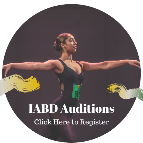 Register Today! IABD Auditions