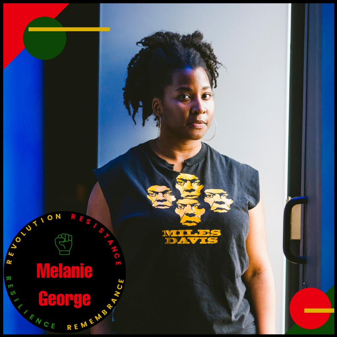 Melanie George