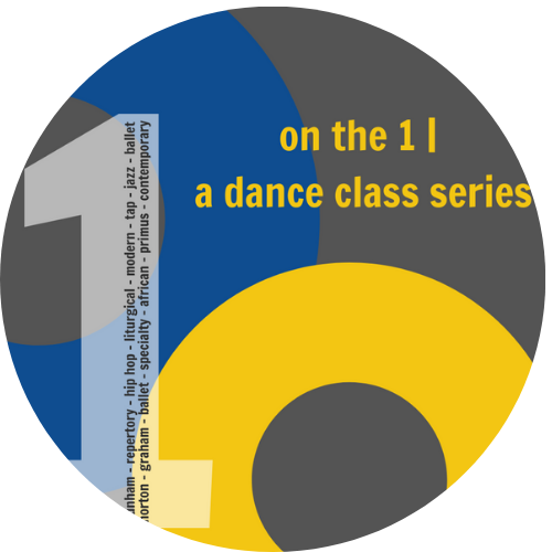 on the 1, a dance class series