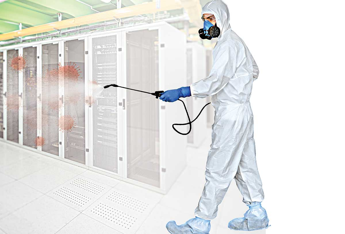 COVID-19 Cleaning and Disinfecting Guidance for Electrical Equipment