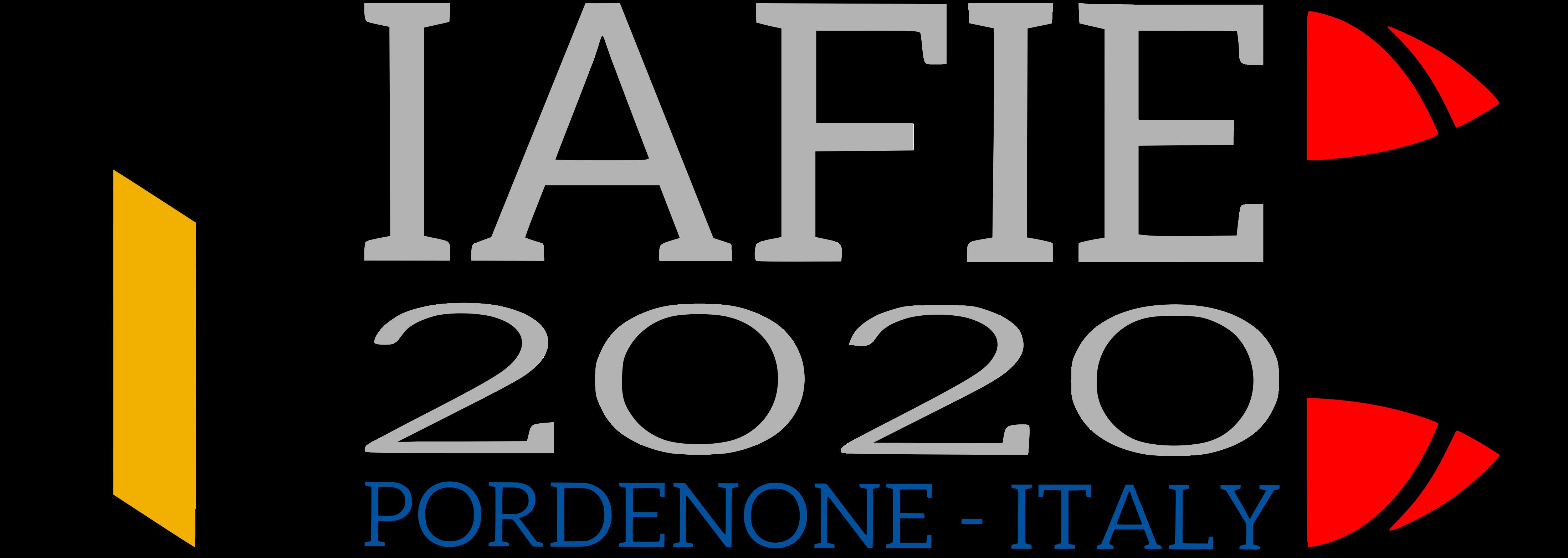 iafie_2020_conference_logo