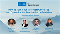 IAMCP Webinar: How to turn your Microsoft Practice into a GoldMine