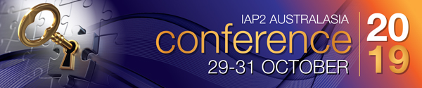 IAP2 Australasia October Conference