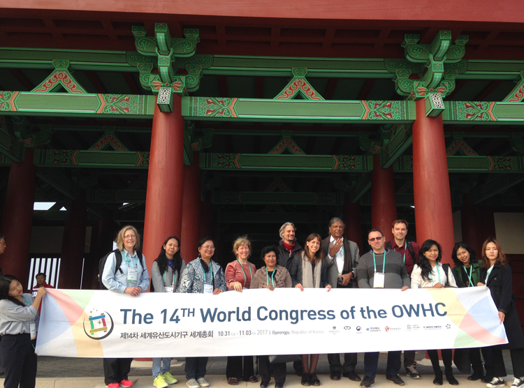 14th World Congress of the Organization of World Heritage Cities
