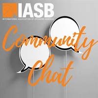 IASB Community Chat (Virtual)