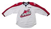 WHL jersey