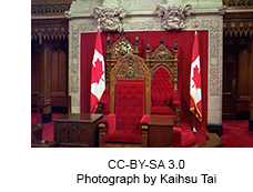 Canadian Senate-Red Chambers