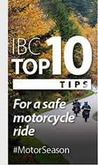 IBC Motorcycle Tips
