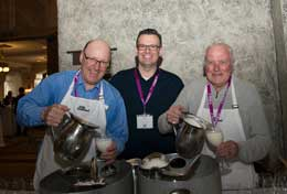link to IBAA convention Hospitality Night photos