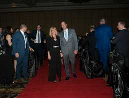 link to IBAA convention President's Gala ceremony photos