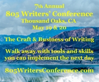 805 Writers' Conference on California's Central Coast - Discount for IBPA Members